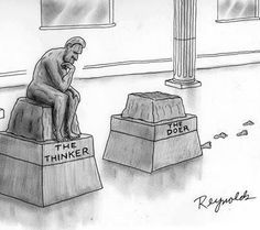The Thinker and the Doer