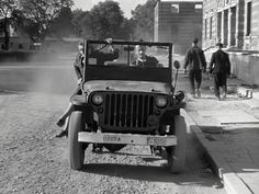 Jeep Willys MB. Circa 1941