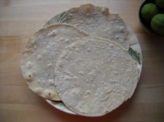 Gluten Free Non corn tortillas