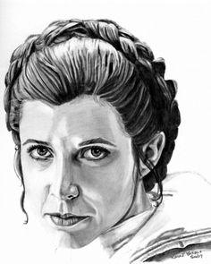 Hoth Princess by khinson.deviantart.com