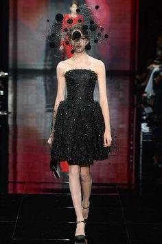 Armani Privé Fall 2014 Couture