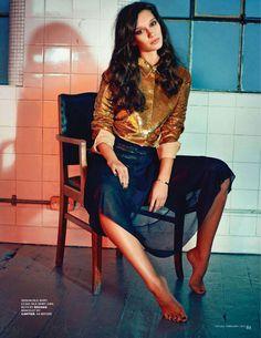 Renee Stewart By Marc Hom For Tatler UK February 2015