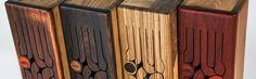 WoodPack Tongue Drums