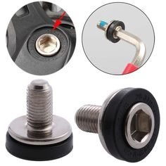 Bike Bicycle Bottom Bracket Axle Crank Allen Key Arm Bolts Crank for sale online Racquet Sports, Bottom Bracket, Bicycle Components, Cool Bicycles, Bike, Entertaining, Arm, Ebay, Cycling