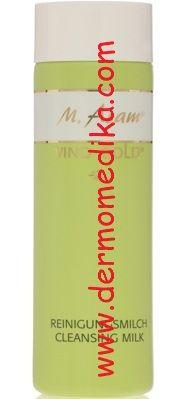 M.Asam Vinogold Reinigunsmilch Cleasing Milk 250 ml-Temizleme Sütü Kuru ciltler için tasarlanmış temizleme sütü.