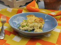 Sunny's Dimepiece Mac and Cheese recipe from Sunny Anderson via Food Network