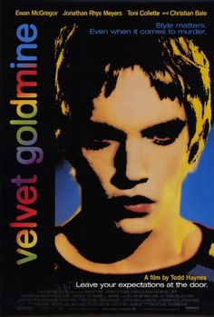 Velvet Goldmine 27 x 40 Movie Poster - Style A postersdepeliculas http://www.amazon.com/dp/B000OL5N5C/ref=cm_sw_r_pi_dp_WCN9wb1C400Z3
