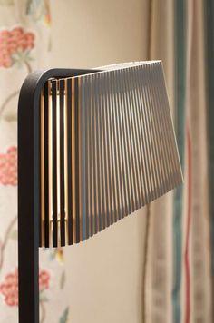 Luminaire design Aix en Provence, Lampe Céline Wright , Secto, Hind Rabii - Au fil des Matières
