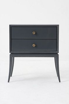 eventually going to sand my nighstands and either repaint them white or this color table de nuitchambre
