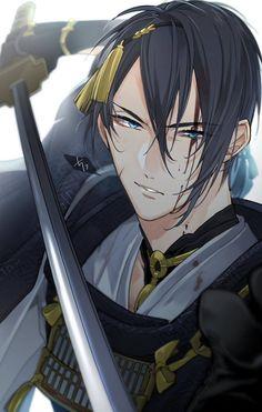 刀剣乱舞(とうらぶ)&スマホ版アプリ「刀剣乱舞Pocket」の攻略情報を扱った2chをまとめたサイトです。アニメ「花丸」の感想などもまとめています。 Anime Kimono, Manga Art, Manga Anime, Anime Art, Touken Ranbu Characters, Anime Characters, Hot Anime Guys, Anime Love, Touken Ranbu Mikazuki