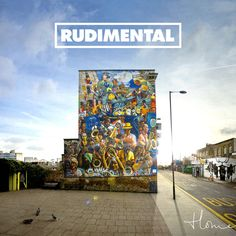 'Home' is the debut album from British four-piece Rudimental, which fuses soul, dance and drum and bass among other influences, and contains the hit single 'Feel the Love' John Newman, Ella Eyre, Bass, Emeli Sande, The Wombats, Triple J, Cool Album Covers, Pochette Album, Edm Music