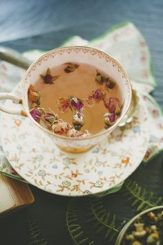 Wild Rosebud Aromatic Tea  As the whole blossoms soften and yield their essence to a pot of steaming water, a heavenly fragrance of roses fills the tranquil morning air…  http://www.talesofthewild.ca/collections/aromatictea/products/wild-rosebud-tea