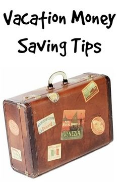 21 Tips and Tricks to Save BIG on Your Next Vacation! #summer #vacations