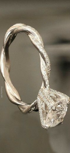 Diamond ring | LBV ♥✤ | BeStayBeautiful