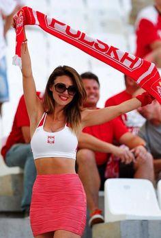 Polka została Miss Trybun Euro 2016!