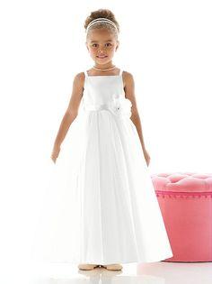 Flower Girl Dress FL4020 http://www.dessy.com/dresses/flowergirl/fl4020/#.UxfiIU2PK9A