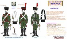 Guardia Reale traino d'artiglieria 1813