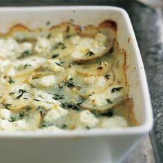 http://www.williams-sonoma.com/recipe/goat-cheese-and-potato-gratin ...