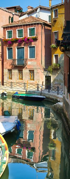 ~Venice Reflections, Italy  (Igor Menaker Fine Art Photography) | House of Beccaria