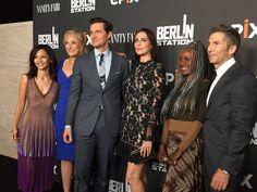 Berlin Station Premiere in Los Angeles, 29 September 2016