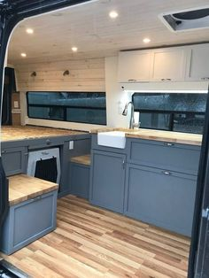 23 Best Sprinter Van Ideas Left as extendable chair / toilet with folding table, wall behind me ausziehwand Sprinter Van Bathroom: pros and cons and I would do Van Life ideas for your next RV Best 4 × 4 Mercedes Sprinter Hacks, Remodel and C Kombi Home, Sprinter Camper, Van Home, Camper Van Conversion Diy, Van Conversion Cabinets, Sprinter Van Conversion, Van Conversion Kitchen, Motorhome Conversions, Van Conversion Interior