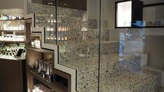 Gimle Parfymeri, Oslo - Resp Terazzo Oslo, Terrazzo, Divider, Room, Furniture, Home Decor, Bedroom, Decoration Home, Room Decor