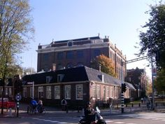 Exterior of the Portuguese Synagogue (Amsterdam)