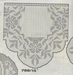 Kira scheme crochet: Scheme crochet no. 1775
