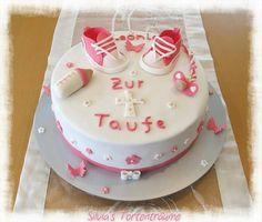 Tauftorten - Taufe - Kuchen - Motivtorten - Fondant - Marzipan - Cake - Kuchen - Cakes - Backen - Baby   Originalbeitrag mir Rezept/Beschreibung etc:                                                                                                                                                                                 Mehr