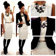 Hello, Gorgeous!: threads Amazing site for work outfit ideas!!!!