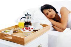 Čtyři potraviny pro dobrý spánek - Nová Země 2010