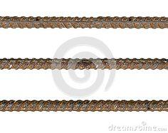 Ржавчина арматуры заполненная сталью