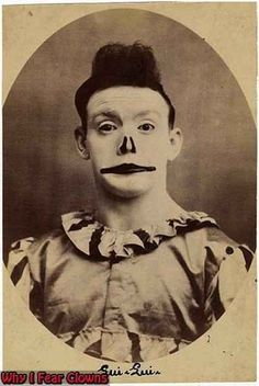 Did you know Ryan Seacrest was a clown during the early 1900s?