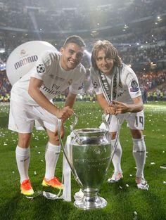 Mateo Kovacic & Luka Modric la undecima
