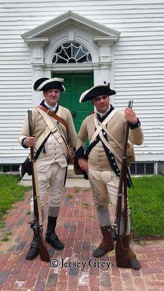 3rd New Jersey Regiment - Jersey Greys