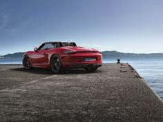 Porsche Boxster en Cayman krijgen met GTS nieuwe topversies