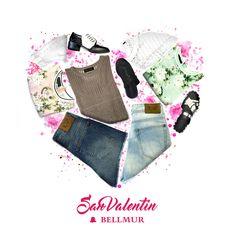 #BELLMUR #SanValentin  ¡Seguí enamorándote de nuestra colección!  Desde el jueves 11 hasta el domingo 14 de febrero inclusive, completá el cupón que te entregamos junto a tu compra y participá del sorteo por un Gift Card valor $2MiL.  Te esperamos en nuestro local de Montevideo Shopping