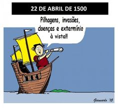 22 de abril de 1500...