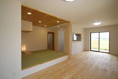 Living Room with Tatami