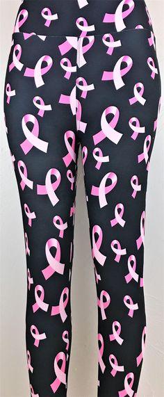 Pink Awareness Ribbons