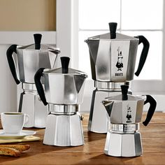 Cafeteiras Bialetti | iBacana