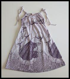 Paper Wings Paperwings Lavender Lady Wildflower Dress