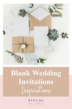 Find your perfect fit with these amazing DIY blank wedding invitation inspirations. There are multiple choices on a budget available for wedding invitations. This includes all sorts of colors, designs, and themes. The bride and groom will be able to truly incorporate their wedding theme and chosen colors. This will give you the chance to showcase their personal style. Traditional Wedding Invitations, Wedding Invitation Inspiration, Personalised Wedding Invitations, Simple Wedding Invitations, Wedding Napkins, Personalized Wedding Gifts, Wedding Invitation Design, Wedding Stationery, Wedding Giveaways