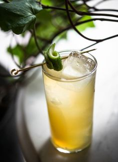 airmail cocktail recipe - alternate French 75