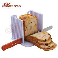 Novas ferramentas de Cozimento brinde slicer, cortador divisor de pão, torradas de Pão slicer Cozinha acessórios, ferramentas de cozimento DIY livre shipping20788