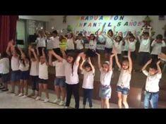 """Graduación 5 años: Baile """"Hoy nos graduamos"""" - YouTube"""