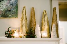 DIY Christmas Tree Alternatives