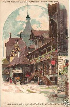 Old postcards!