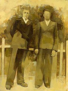 Katherine Kehoe Waclaw and Zenon