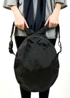 Backpack by Yohji Yamamoto for Mandarina Duck